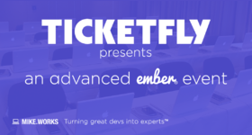 Ember Training at Ticketfly