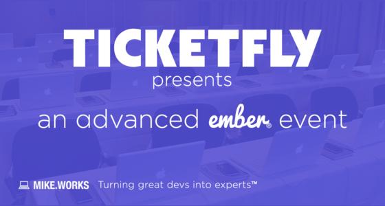 Ember Training at Ticketfly