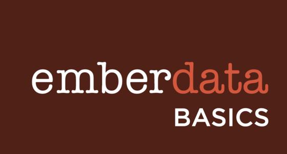 Ember-Data Basics
