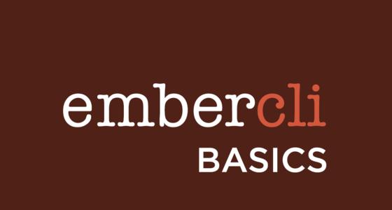 Ember-CLI Basics