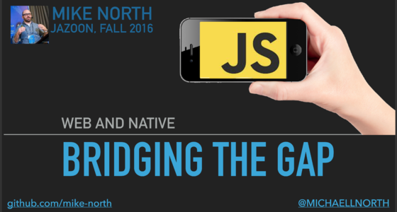 Bridging the Gap: Native Meets Web